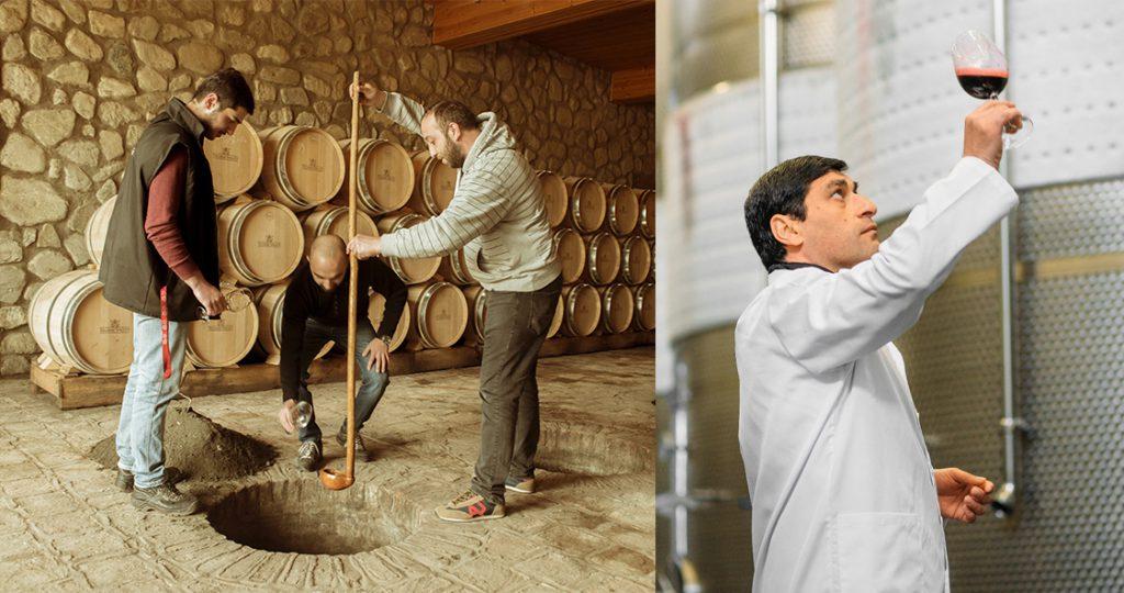 Teliani Winemaking Facilities