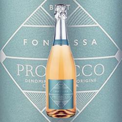 Fontessa Prosecco Rose